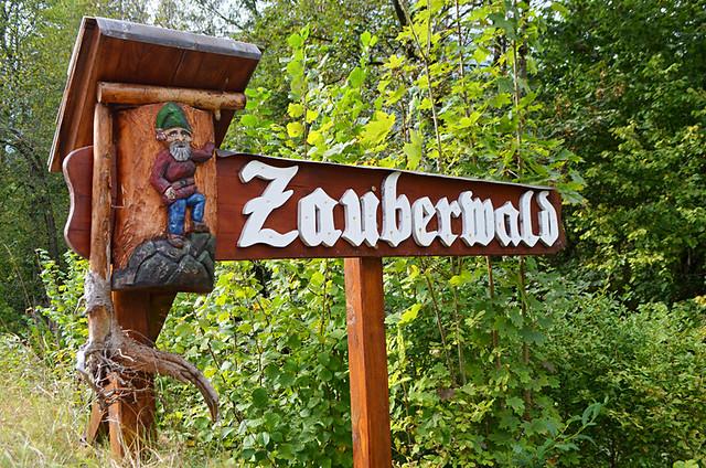 Enchanted forest, Ramsau, Bavaria