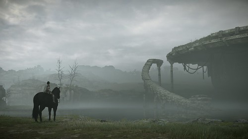 Shadow of the Colossus PGW-08 | by PlayStation.Blog