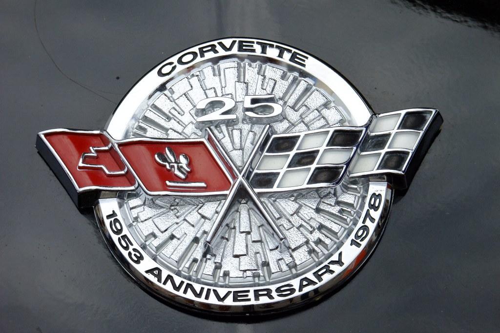 Dscf9897chevrolet Corvette 1978 Pace Car Silver Annivers Flickr