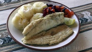 Gastronomia en Llachón
