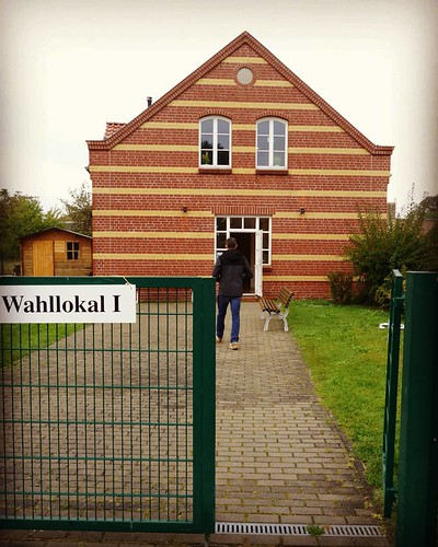Wahllokal I @ Ragow