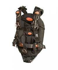 set de Ala de buceo Amphibian gear Smart Pack
