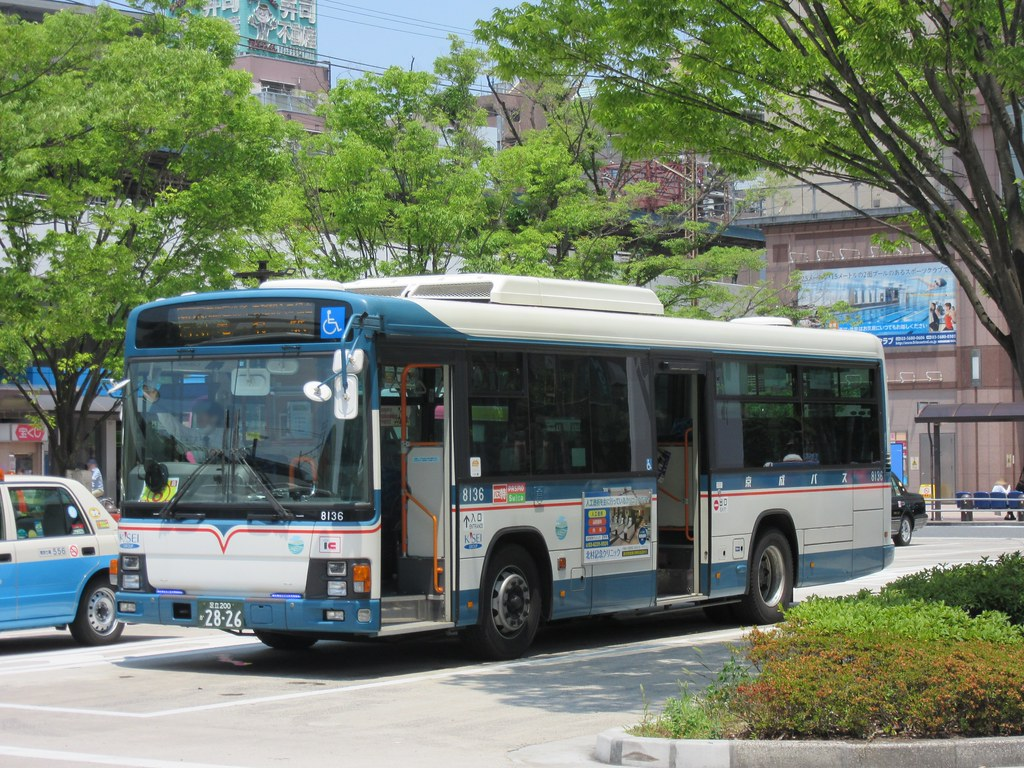 京成バス | 亀有駅(南口)にて ...