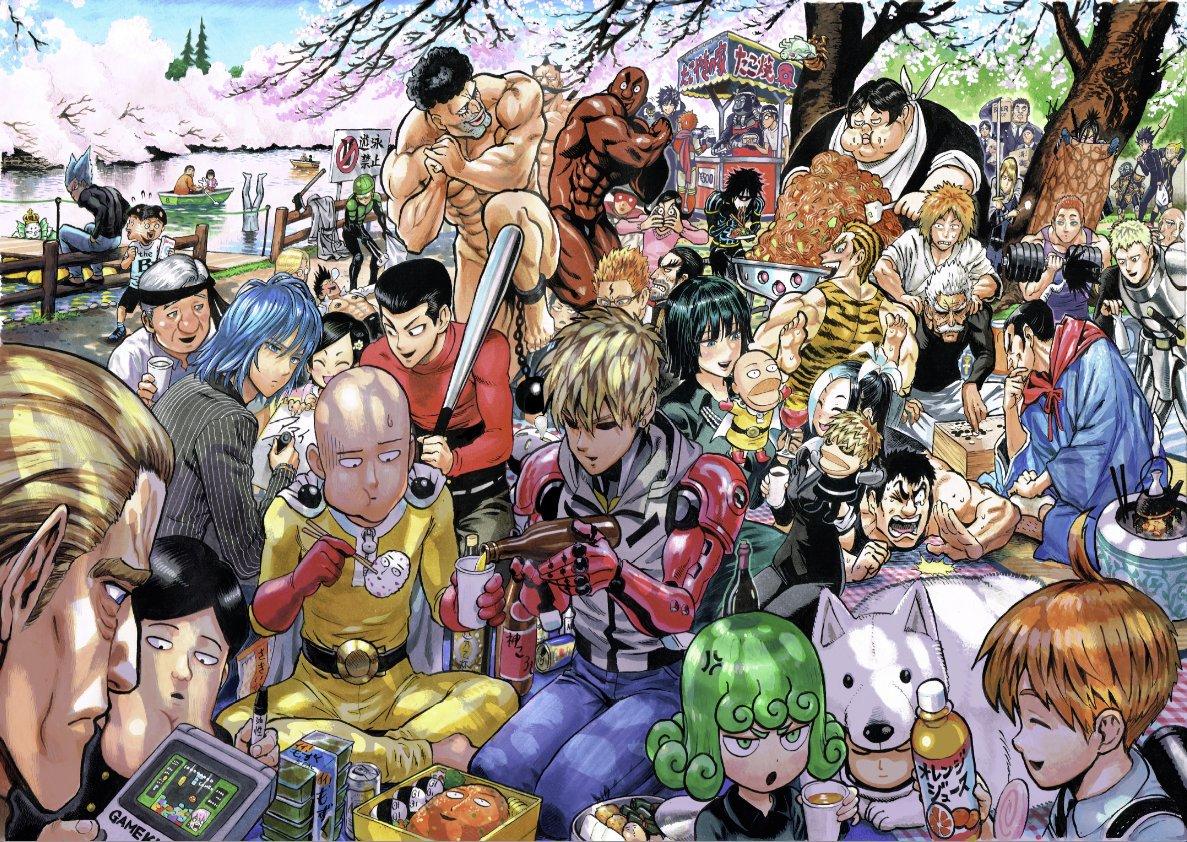 170927 - MADHOUSE下台、J.C.STAFF上場!英雄動畫續集《一拳超人 第2期》更換新監督「櫻井親良」接棒執導!