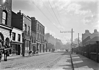 Rathmines Road Upper, Dublin City, Co. Dublin | by National Library of Ireland on The Commons