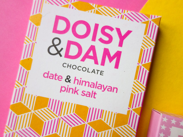 doisy and dam chocolate | date and himalayan pink salt