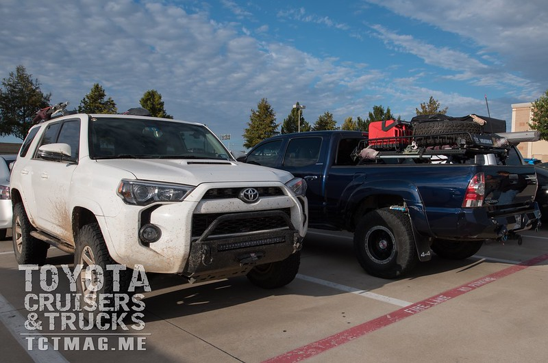 Expedition Overland Premier at Toyota USA Headquarters - Plano Texas