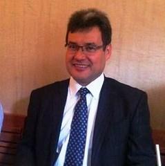 Edgar Erazo, Director Ejecutivo de EcoCómputo