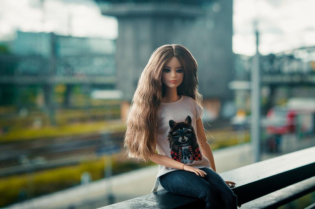 barbie look city chic style eirien flickr. Black Bedroom Furniture Sets. Home Design Ideas