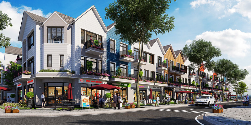 Shophouse Park Riverside Premium design 03