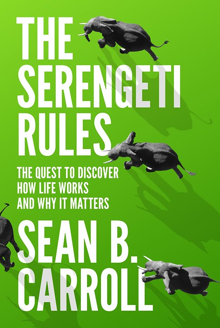Book cover for The Serengeti Rules