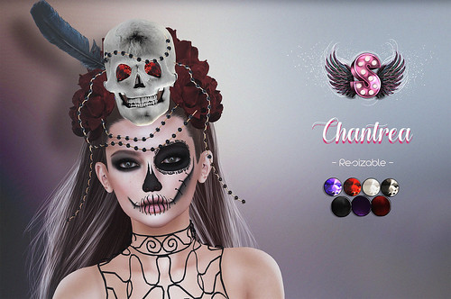 .::Supernatural::. Chantrea @ The Dark Style Fair | by Sombria Baily
