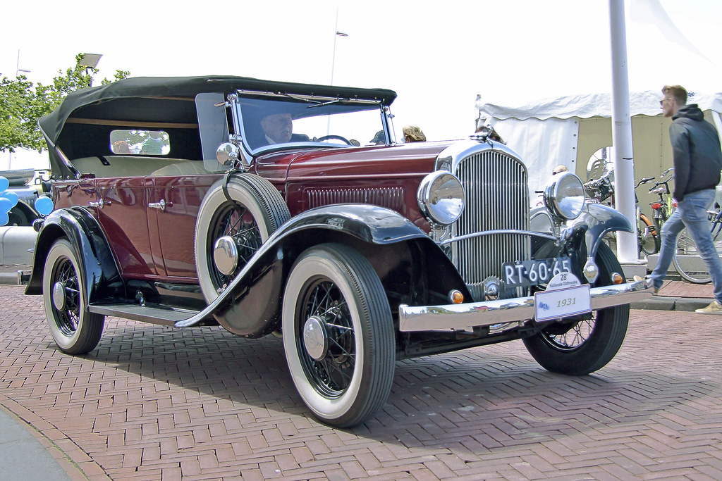 Plymouth PA Phaeton 1931 (9140) | Manufacturer: Chrysler Gro… | Flickr