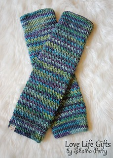 mermaid leg warmers | by LoveLifeGifts