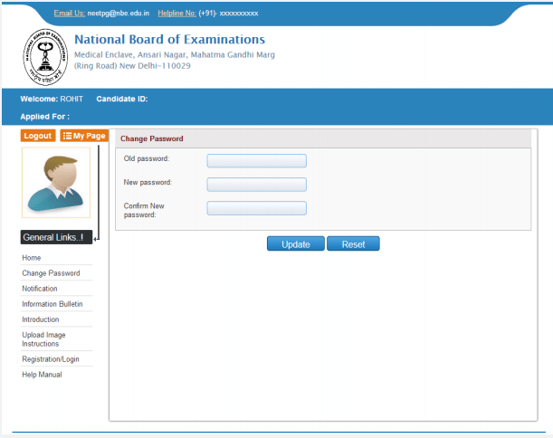 NEET MDS 2018 Application Form   NEET MDS 2018 Registration