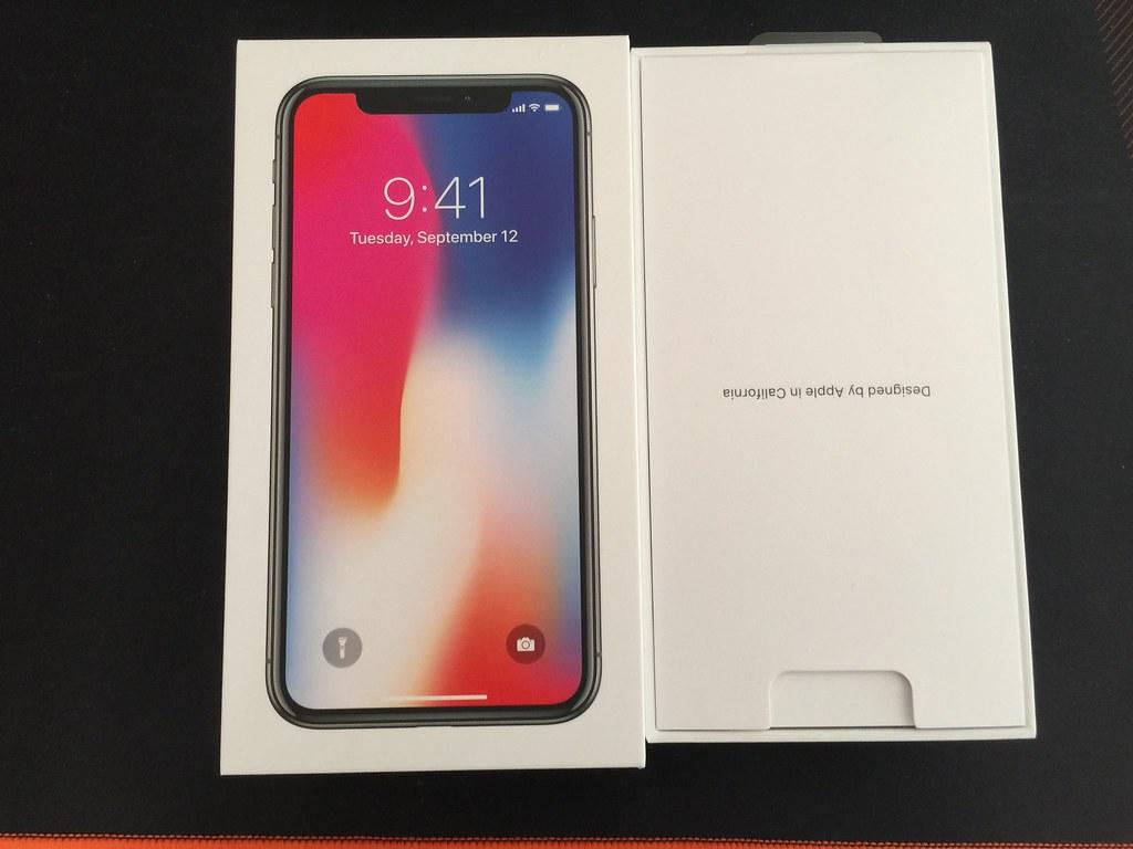 iPhone X灰黑色256Gb开箱记录 生活&旅行 第2张