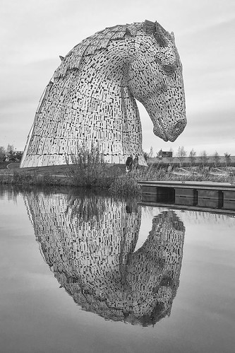 2017-11-07 (Day 311) Back At The Kelpies | by atp