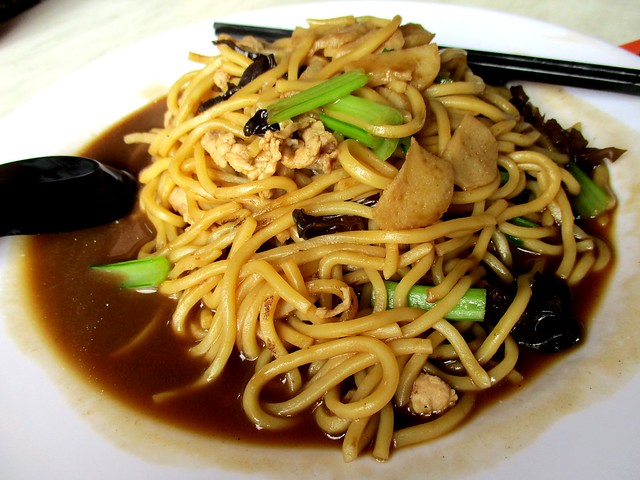 Bateras Food Court Foochow fried noodles
