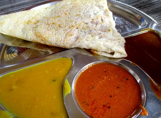 Curry House thosai masala 2