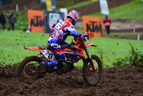 Jeffrey Herlings, Team Netherlands, FIM Motocross of Nations, Matterley Basin 2017