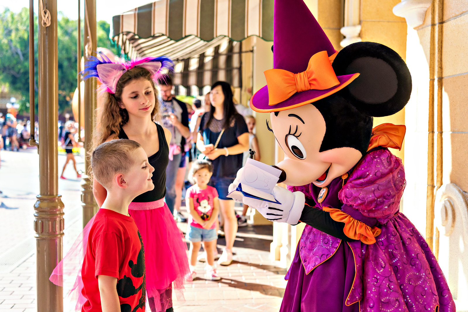 the perfect age to visit Disneyland
