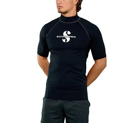 Camiseta protectora buceo