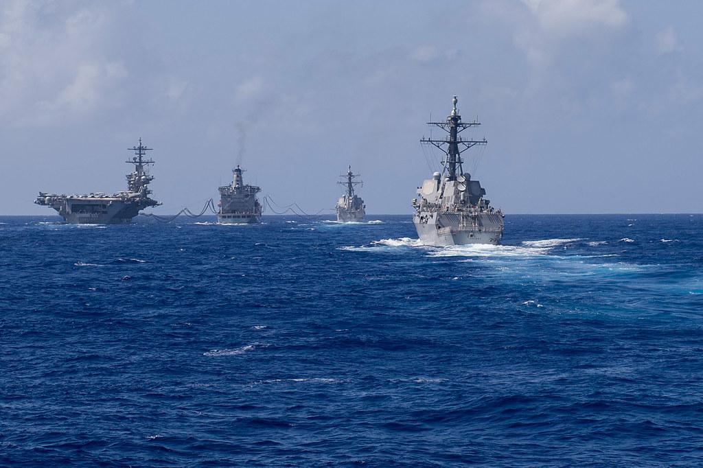 american military power is quietly massing near venezuela