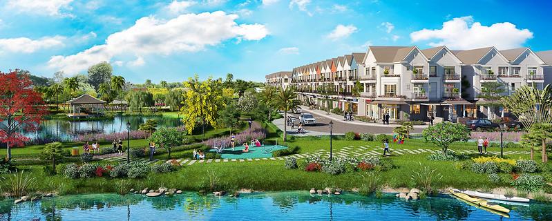 Phối cảnh Park Riverside Premium
