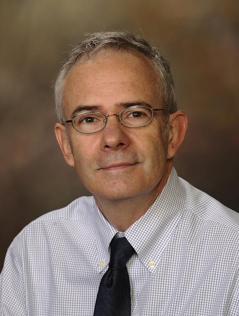 Portrait image of Graeme Lockaby