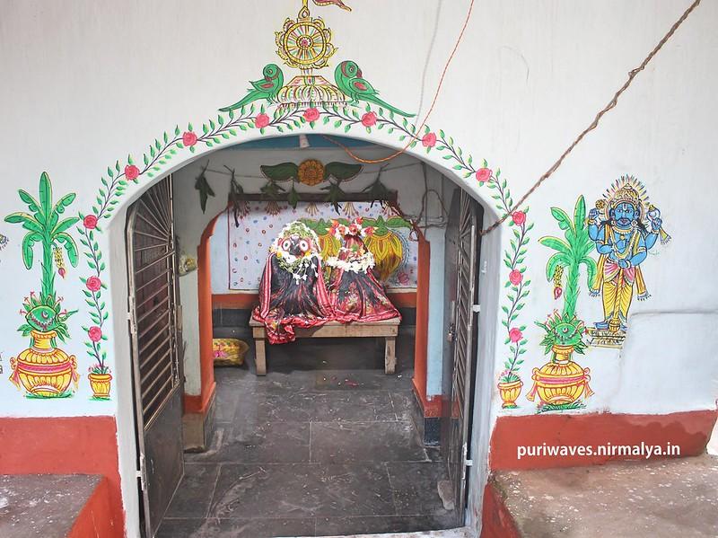 Gupta Gundicha In Srikhetra – Durga Madhab worshiping