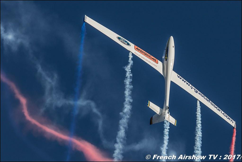 Ford , Akerstroms , air-avionics , Johan Gustafsson , j-gustafsson , Glider aerobatics , swedish , Avignon Air Show 2017 , Aéroclub Vauclusien , avignonairshow2017 , Meeting Aerien 2017