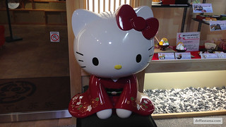 3 Hari Keliling Kyoto - Hello Kitty Cafe | by deffa_utama