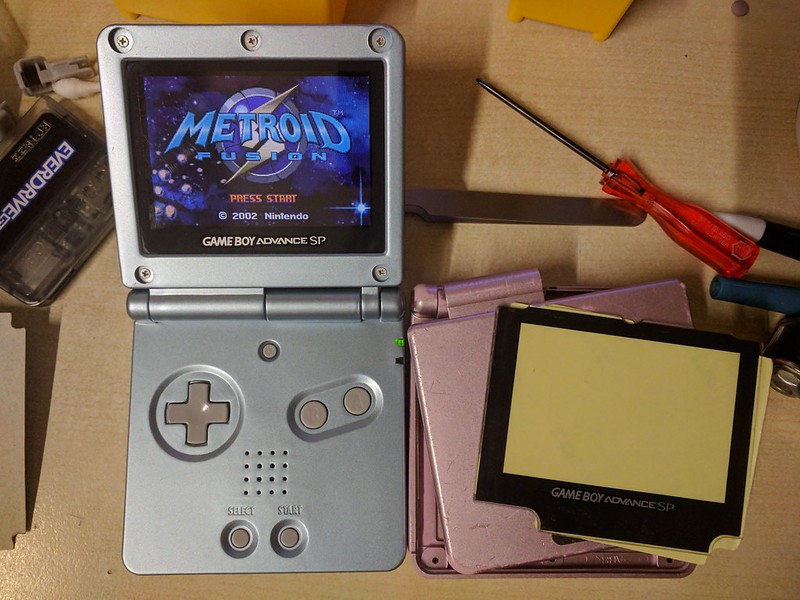 Game Boy / Color / Advance Collecting |OT| Now you're