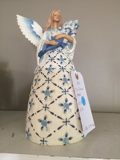 Jim Shore angel $25 | by Ellaway's Attic