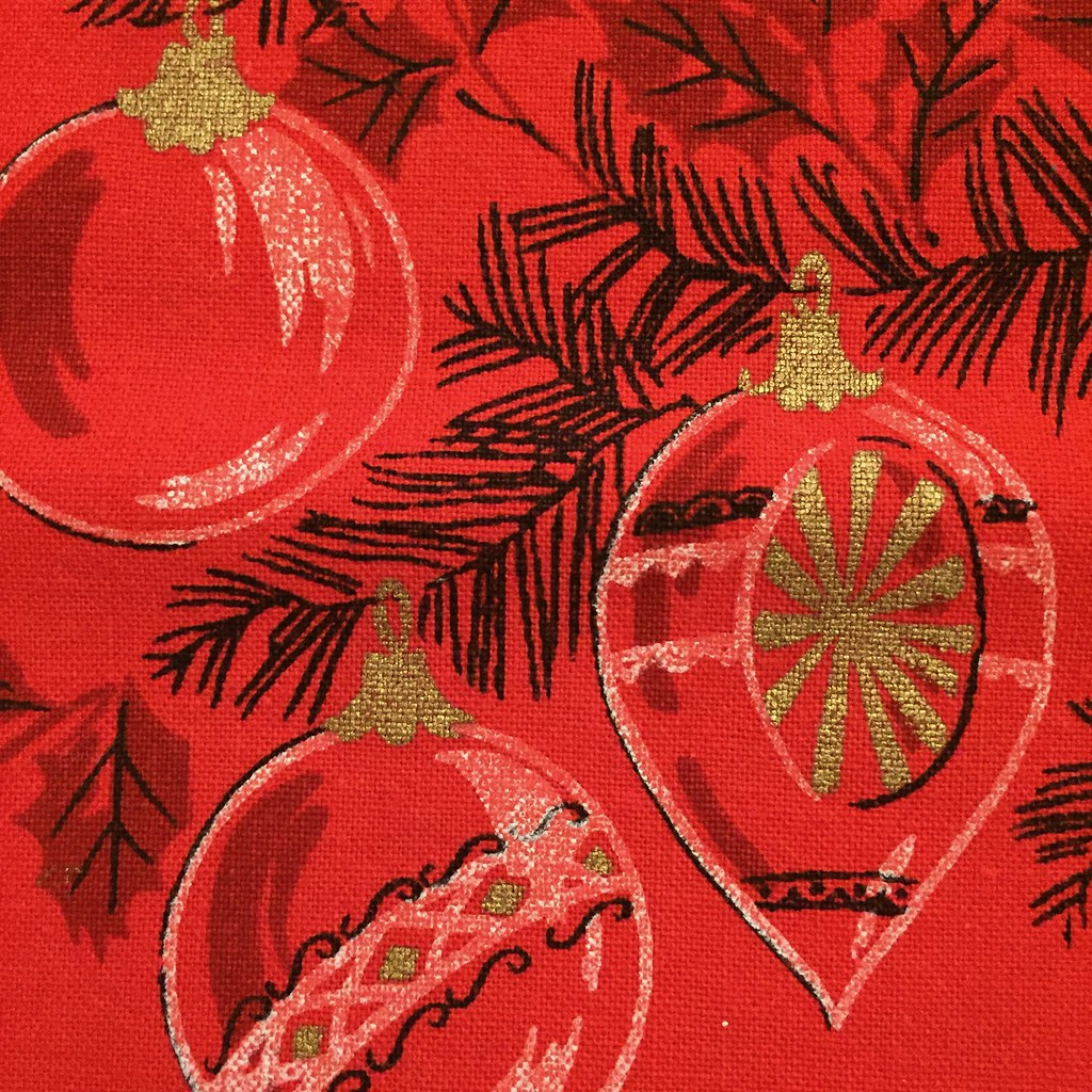 vintage christmas tablecloth by profkaren vintage christmas tablecloth by profkaren