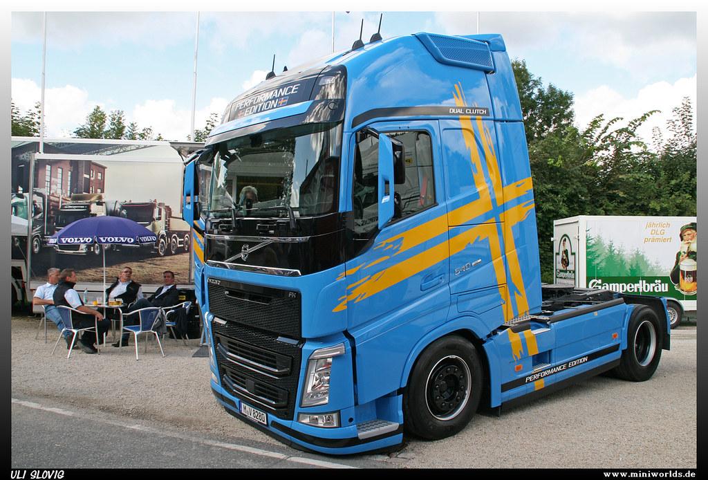 "Volvo FH 540 ""Performance Edition"" | Ulrich Slovig | Flickr"