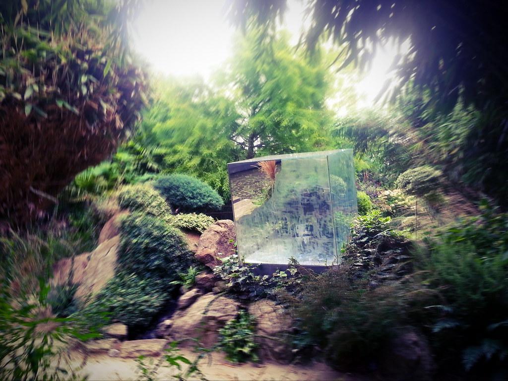 Jardin int rieur ciel ouvert athis de l 39 orne flickr - Jardin contemporain athis de l orne nantes ...