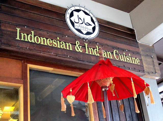 Cafe Ind Indonesian or Indian
