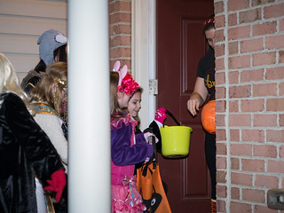 Trick-or-treating | by chadsellers