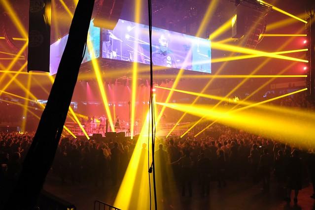Arcade Fire | Infinite Content 2017 Tour | Pacific Coliseum, Vancouver