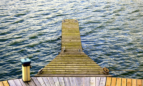Jetty | by Tony Worrall