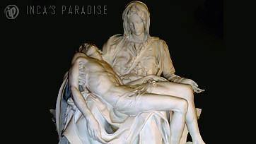 Escultura (la piedad)
