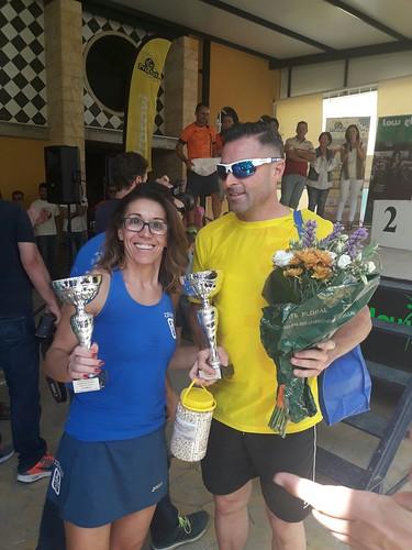 AionSur 37058116573_1c654e6470_d Jesús Brenes se corona en la XX Media Maratón Marchena-Paradas Atletismo Deportes