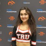 Tamilla Almenova, WolfPack Cheerleading Team