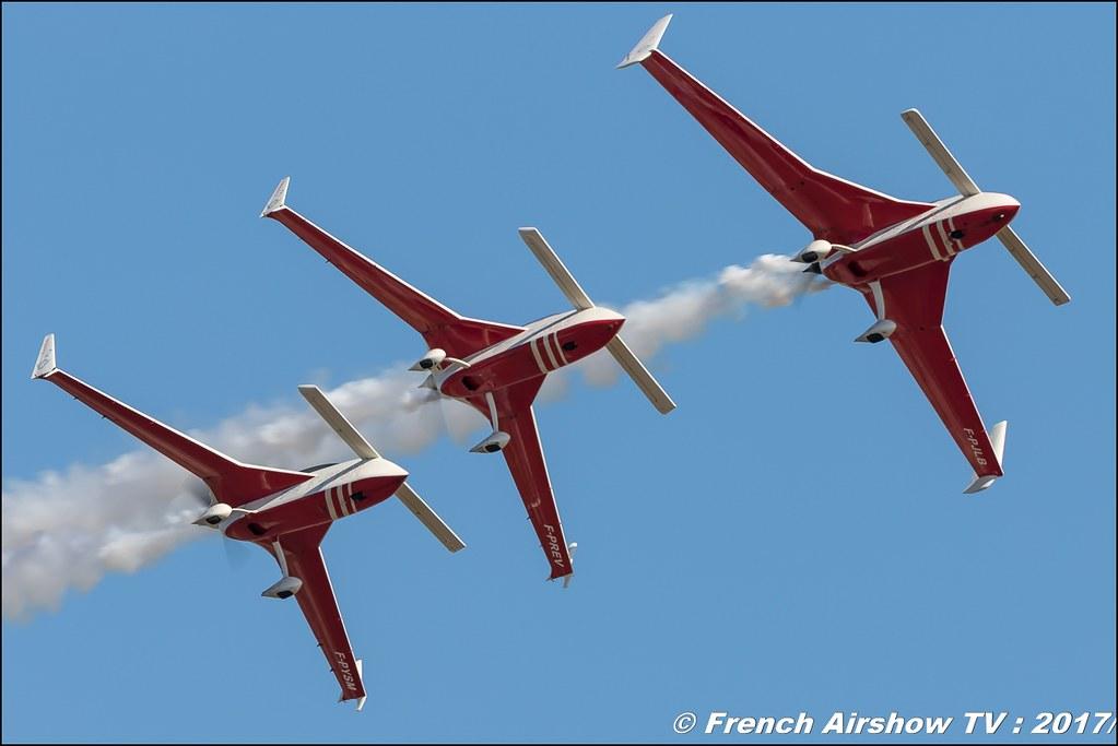 Patrouille REVA , Avignon Airshow 2017