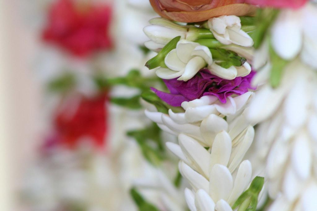 Couronne De Fleurs De Tiare Tahiti Pour Un Accueil Chaleur Flickr