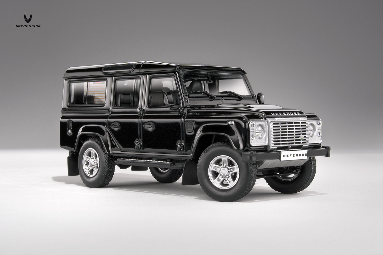 1 43 land rover defender 110 almost real diecast international forum. Black Bedroom Furniture Sets. Home Design Ideas
