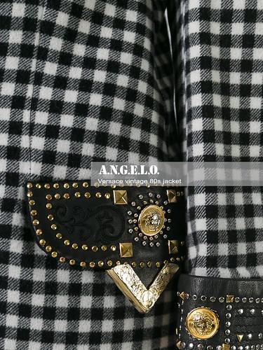 Detail Vintage Jacket Versace