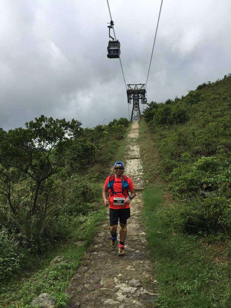 Hauler at Lantau Two Peaks Race