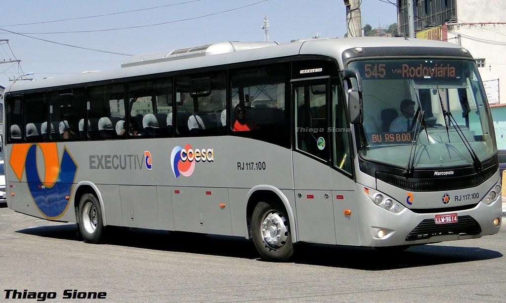 Coesa Transportes Ltda Marcopolo Ideale Vw 17 230od Flickr
